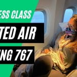 united air business class review