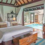 anantara kihavah maldives over water pool villa